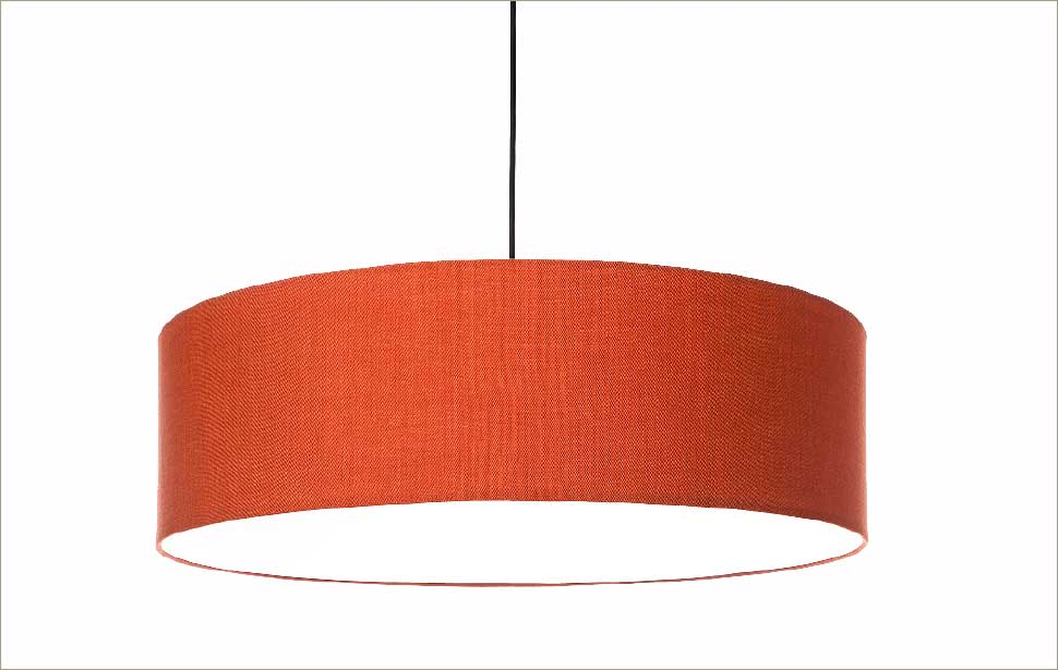 Embacco Lighting FAB remix acoustic pendant