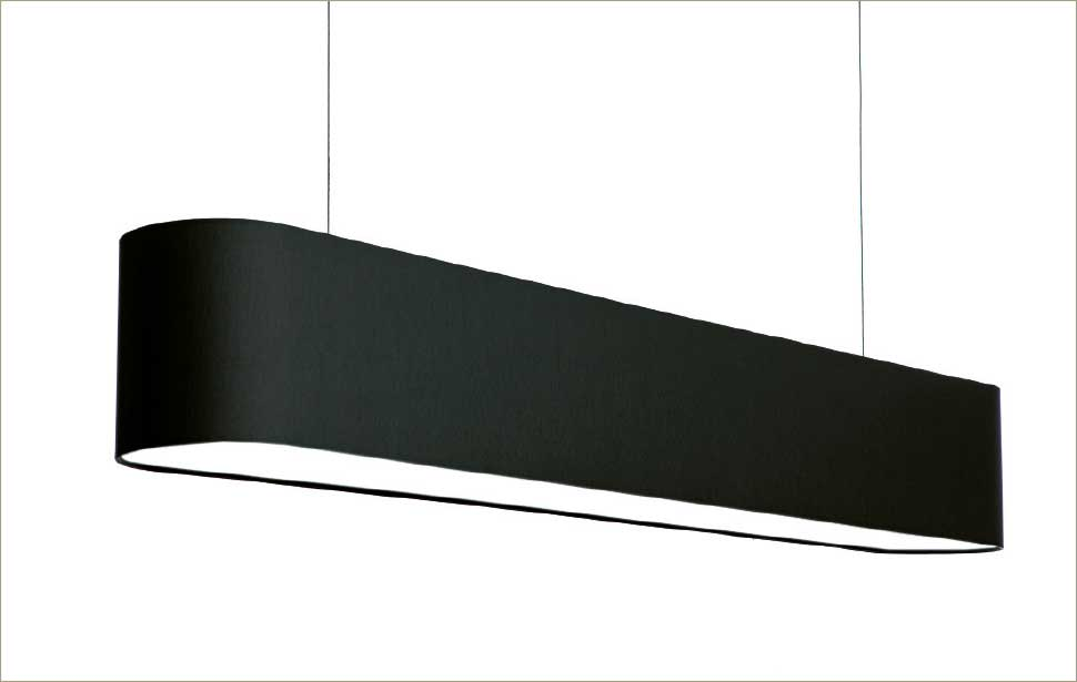 Embacco Lighting Flabfab suspended lights
