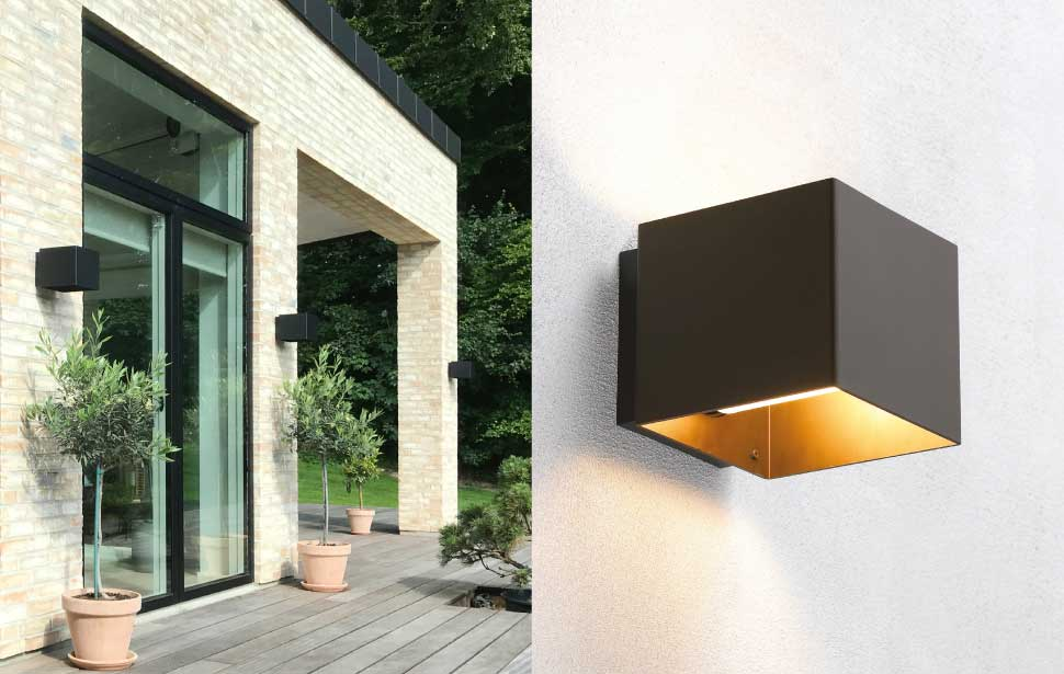 Embacco Lighting Welcome Outdoor light