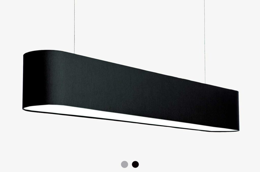 Embacco Lighting webshop flabfab pendant black