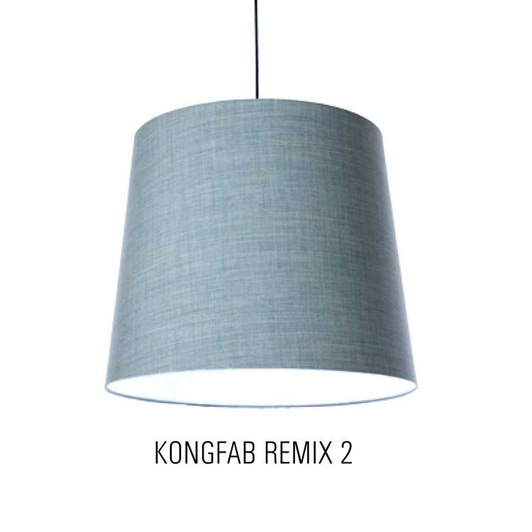 Embacco lighting kongfab remix2 lamp