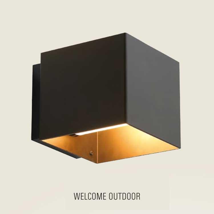 Embacco Welcome Outdoor lamp