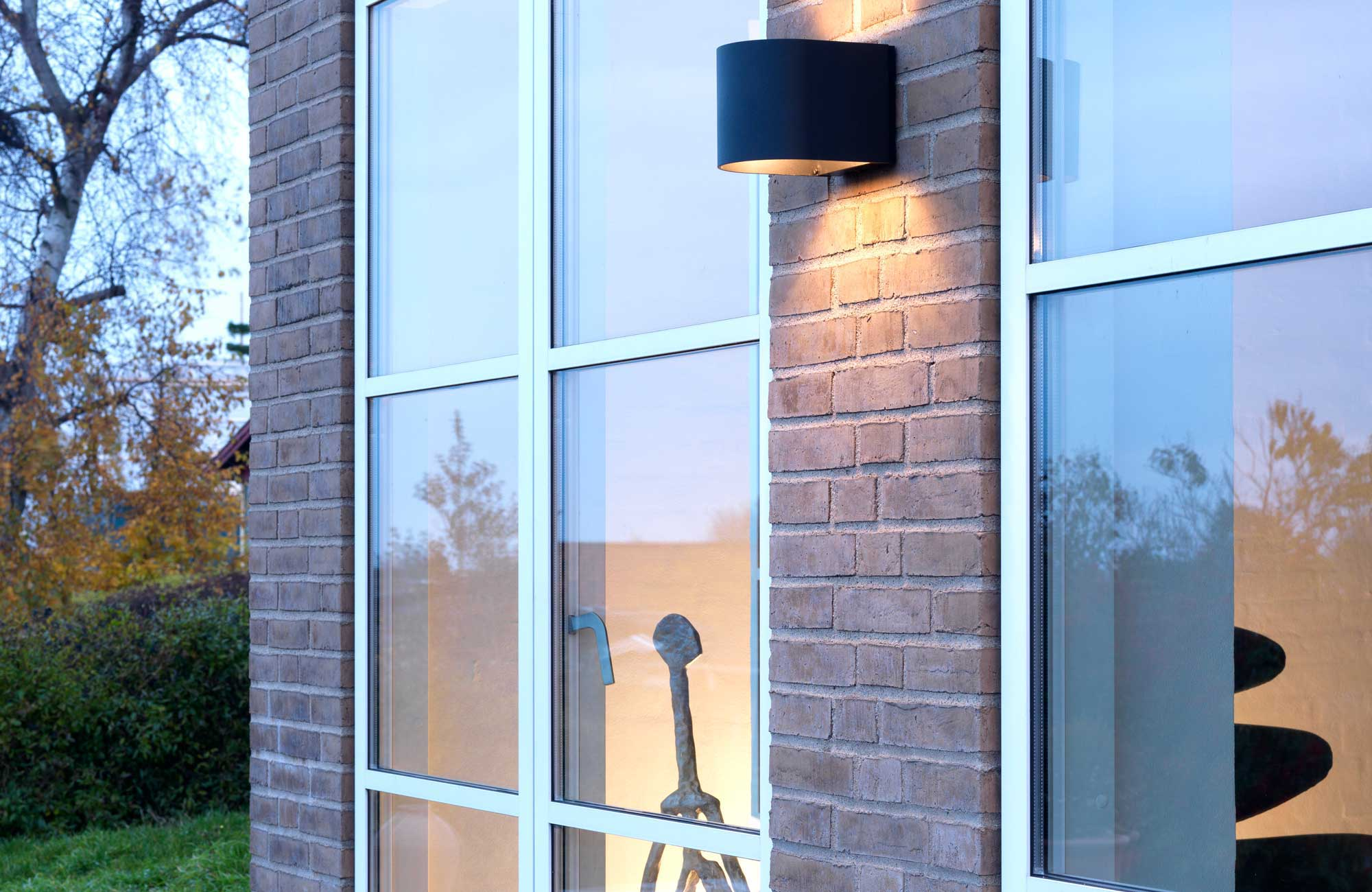 Embacco Lighting sort Light U outdoor lampe