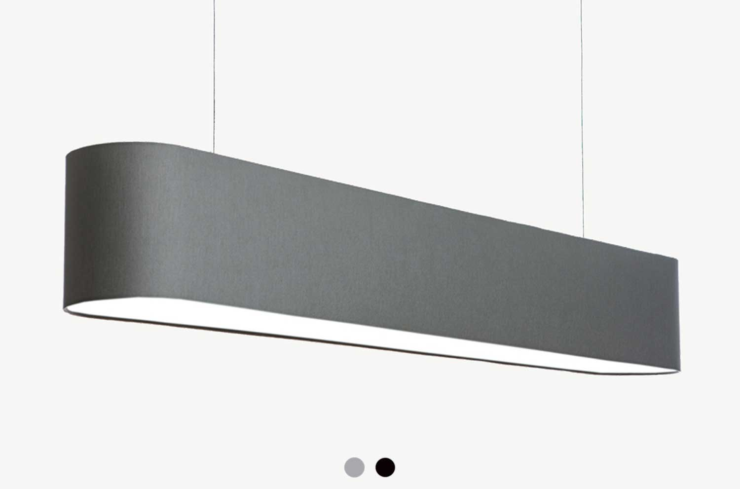 Embacco lighting webshop flabfab pendant grey